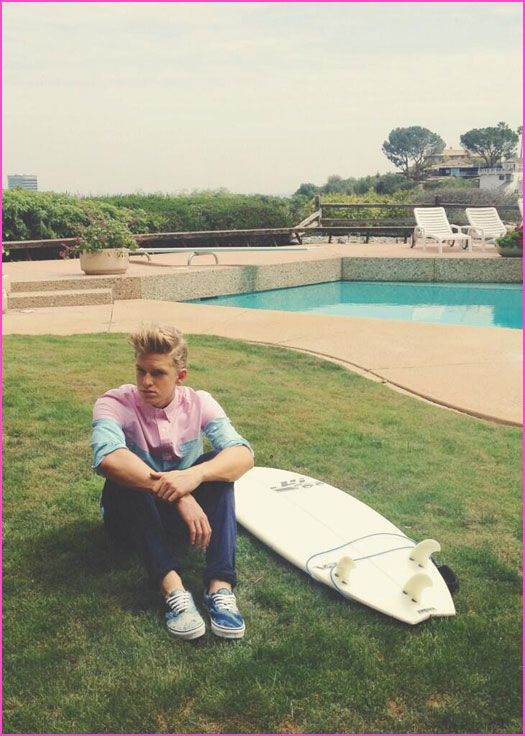 Why do i not have a Cody Simpson board?