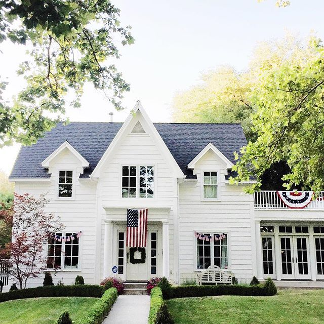 17 best images about farmhouse exteriors colors on for Classic home exteriors