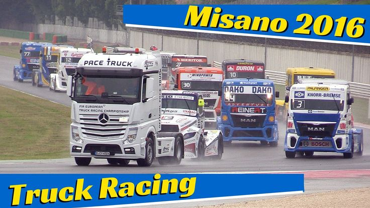 European Truck Racing Championship - Misano 2016
