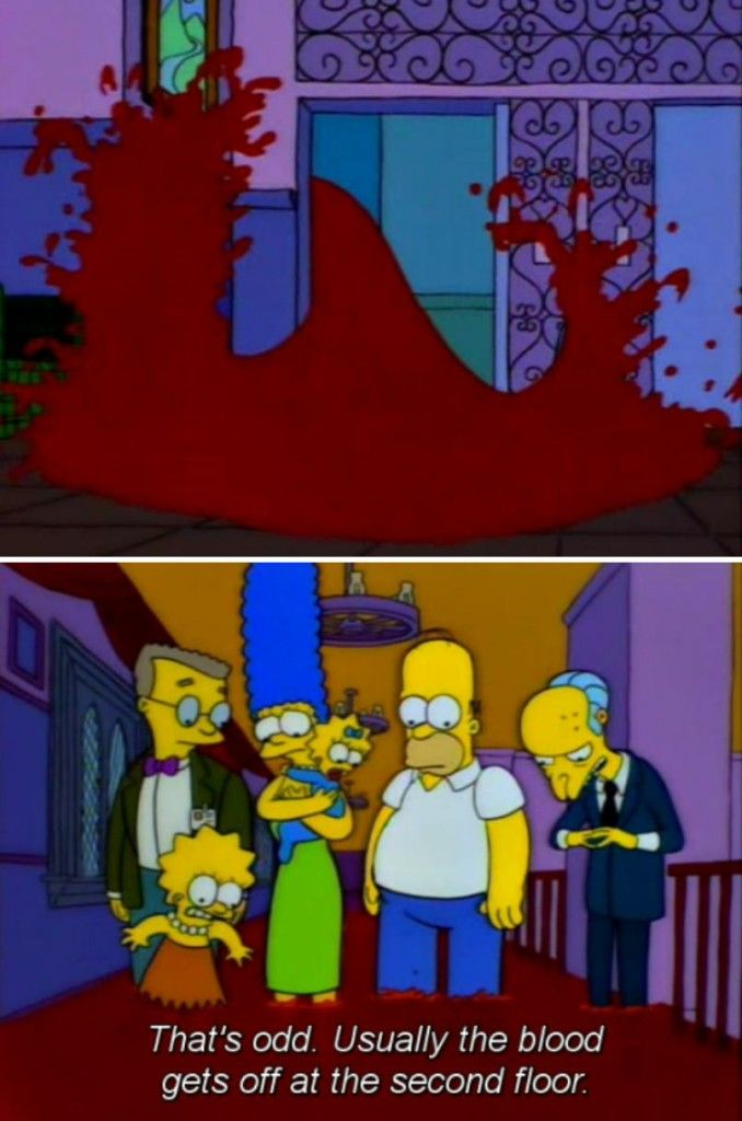 26 Classic Moments From The Simpsons 'Treehouse of Horror' Specials | Pleated-Jeans.com