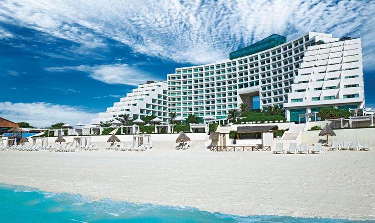 Live Aqua Cancun Amazing resort.  Check this one off the list:)