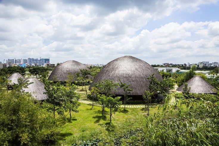 Galería - Centro Comunitario Diamond Island / Vo Trong Nghia Architects - 9