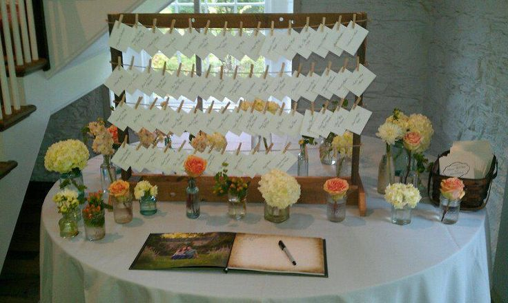 Forever In Bloom Reception Flowers