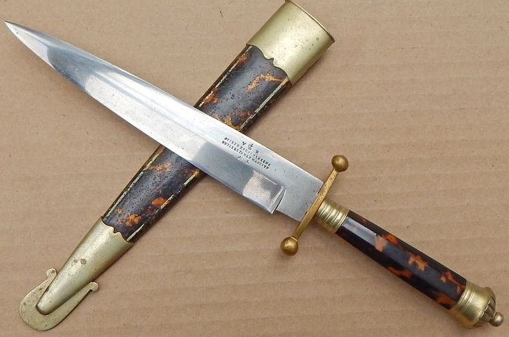 19th Century UK Made BOWIE Knife by JOSEPH RODGERS & Sons Makers TO the QUEEN  | eBay
