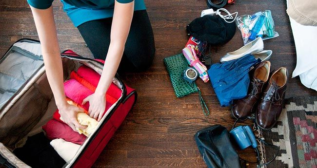 Tightly rolling clothes into compact pieces allows for much tighter packing that fits more items into the suitcase. It also cuts down on creases but makes some items into wrinkly messes. Rolling can be used on small items, especially those made of synthetic fabrics, such as nylon, that are less likely to wrinkle than natural …