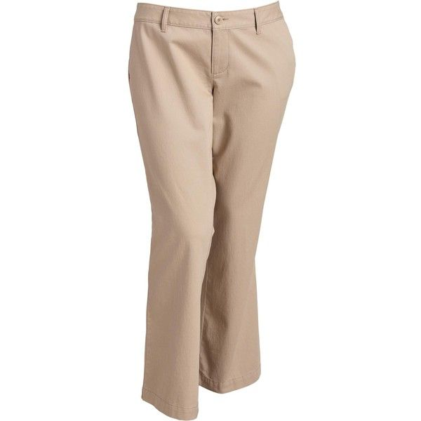 Old Navy Mens Broken In Cargos (30 NZD) ❤ liked on Polyvore featuring pants, brown, plus size, brown pants, plus size twill pants, women's plus size pants, women's plus size cargo pants and womens plus cargo pants