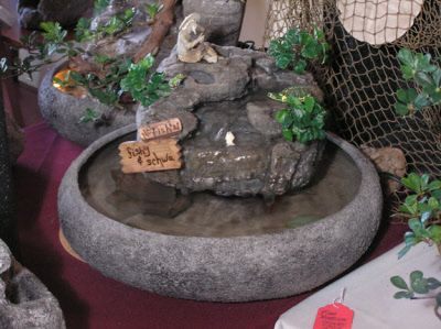 1000 ideas about indoor pond on pinterest indoor for Artificial koi fish for ponds