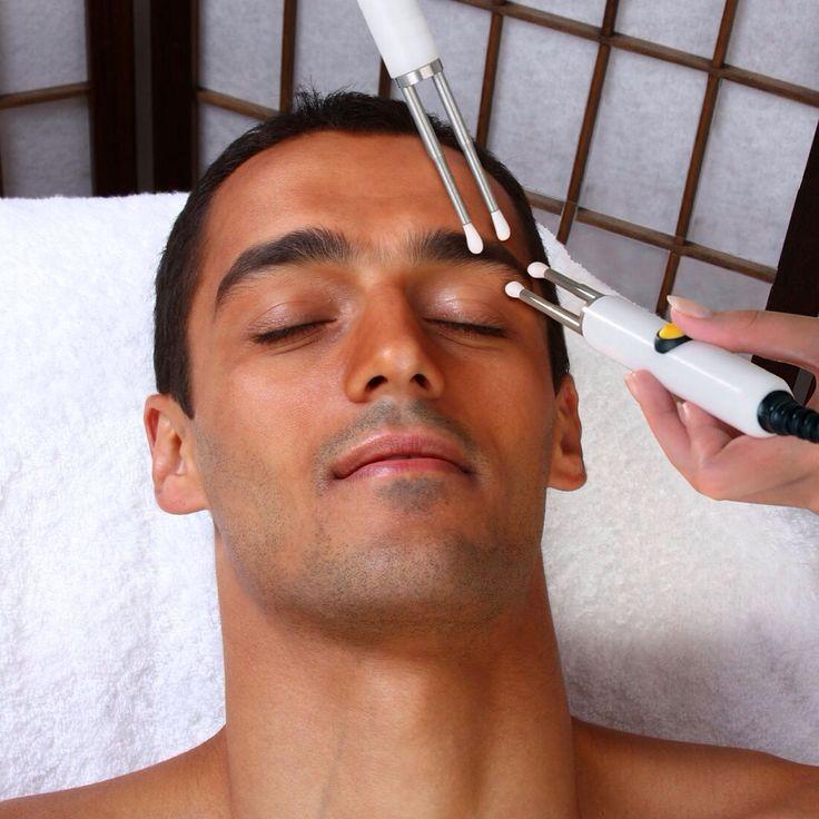 Facial for men ! #caci #nonsurgical