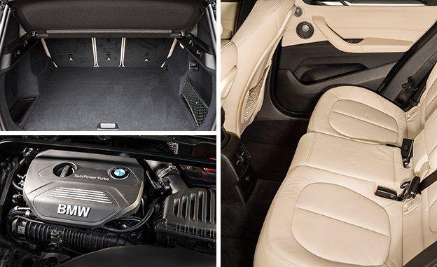 BMW X1 xDrive28i Revievs 2017