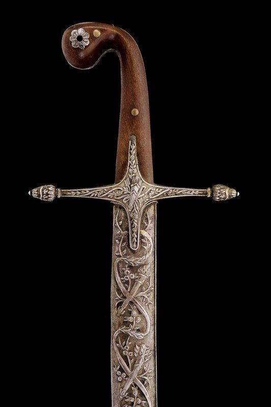 A shamshir, Turkey, 19th century