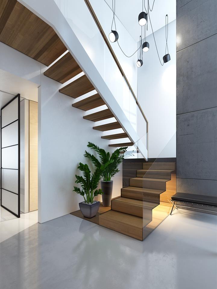 81 mejores im genes sobre escaleras y barandales en - Imagenes de escaleras ...