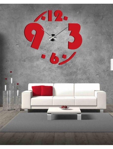 Plastové nástěnné hodiny-JET Kód:  X0007- Modern wall clock Stav:  Nový produkt  Dostupnost:  Skladem  Vyberte si vlastní barvu! Vyplňte prázdné místo a uvolněte svůj domov s novými hodinami. Velké nástěnné hodiny jsou jedinečnou výzdobou vašeho interiéru. Čas na změnu.