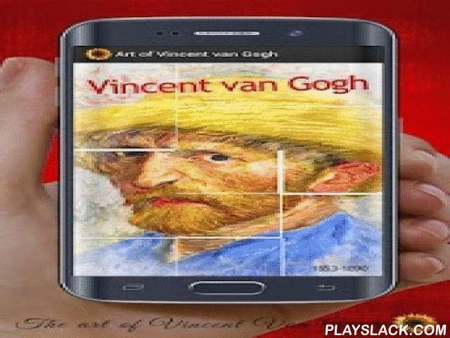 Art Of Vincent Van Gogh  Android App - playslack.com ,  Kijk en geniet van de meesterwerken werken van een van de bekendste en meest gerespecteerde post-impressionisme schilder aller tijden!Volledig gratis applicatie voor telefoon en tablet, ad supported.* Galerie met 116 werken te onthouden, inclusief zelfportretten* 5 creatieve fasen (1881-1884, 1884-1888, 1888, 1889, 1890)* Volledige naam van elk kunstwerk, met het jaar van de schepping* Alle schilderijen in de galerie kan als achtergrond…