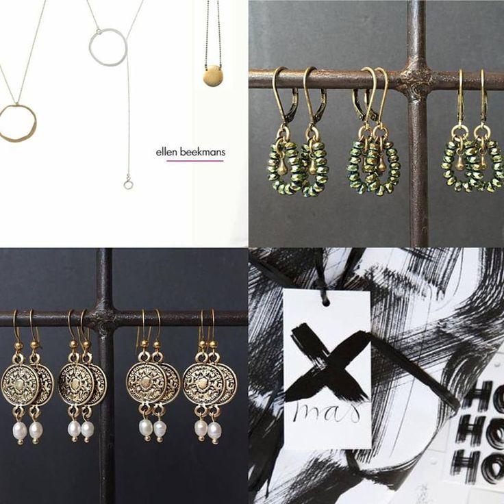 Ellen Beekmans #beautiful #jewellery at #LeMaraisMaastricht #Maastricht #earrings #gift #female #shopping