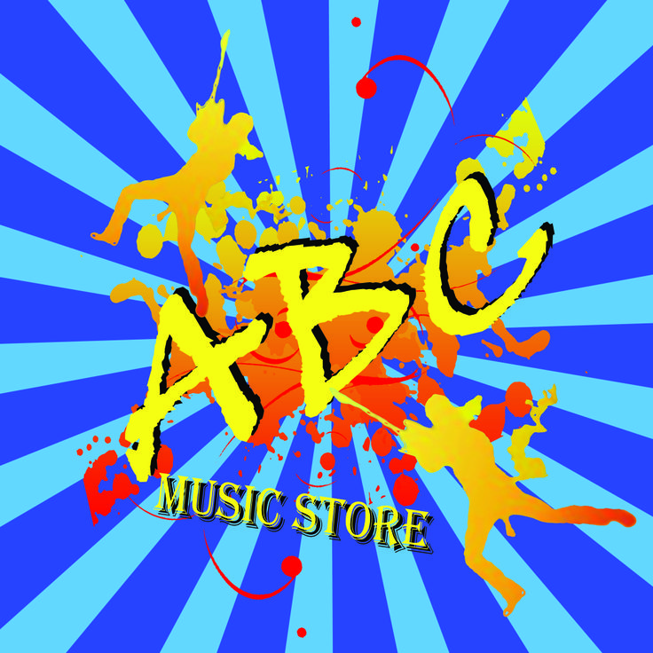 CD Cover - ABC Music Store by Joyce Guo