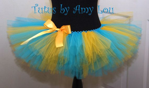Tomboy Stripe Flounder Little Mermaid Costume In by TutusByAmyLou, $32.00