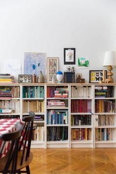 La plus belle façon de mettre en valeur les livres que l'on aime, n'est-elle…