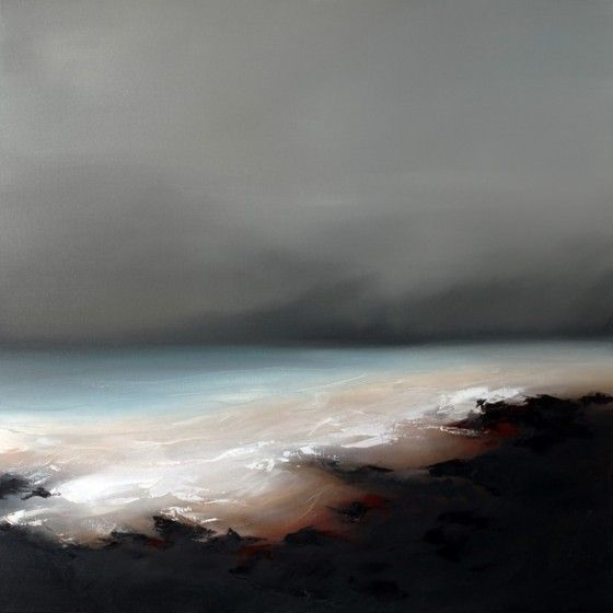 Seascape and abstract paintings by paul bennett artist wallpapers