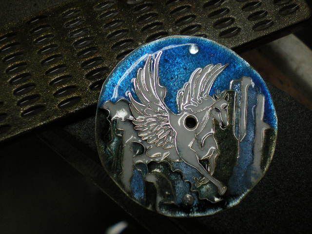 Enamel cloisonne. ( dial watch, icon, etc....) 44320097f26be5246aa326f2f036b677