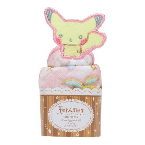 Pokemon-Center-Original-Pokemon-dessert-plate-Cupcake-Towel-A-805-219790