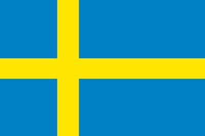 Bandera de Suecia: Images From, Europe, Donde Viví, Flag Of, Banderas Del Mundo, Arms, Banderas En, Banderas Europeas