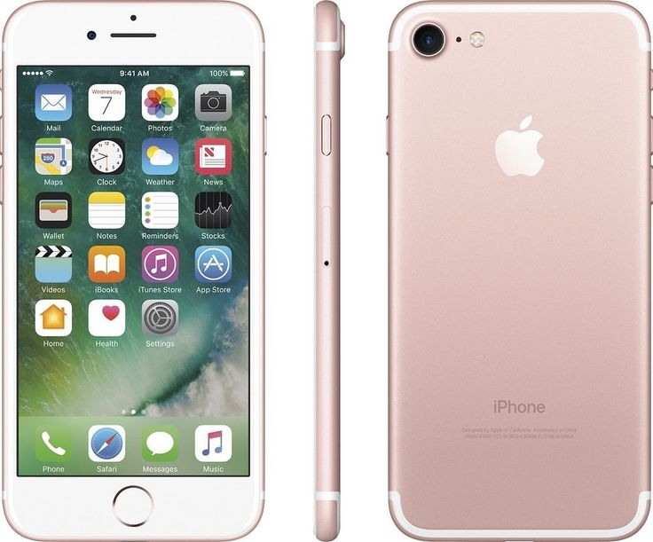 -/*BRAND NEW*\- APPLE iPhone 7 32GB AT&T (Latest Model) - Rose Gold #Apple…