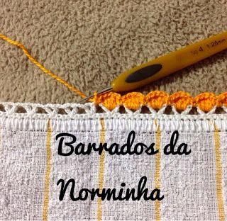OFICINA DO BARRADO: Barrado da Norminha