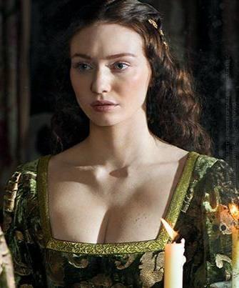 Risultati immagini per Eleanor Tomlinson the white queen