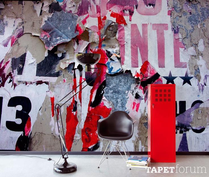 Eijffinger - Concrete Poster - 321521