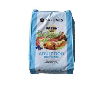 Artemis Fresh Mix Adult Formula Dry Dog Food Best Dog Food For English Bulldogs With Skin Allergies Dogs