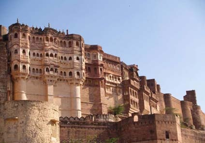 Forts & Palaces of India ..