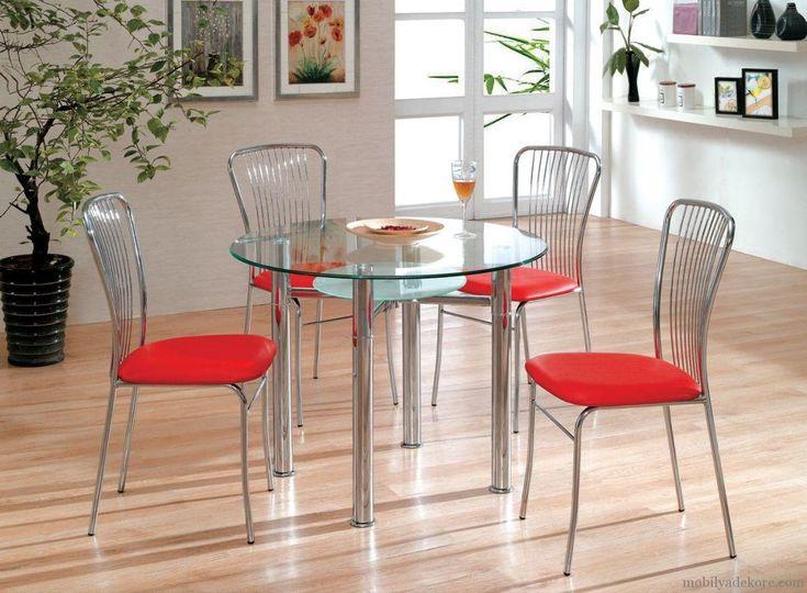 Modern Design IKEA Glass Dining Table - http://patiobeachclub.com/modern-design-ikea-glass-dining-table/