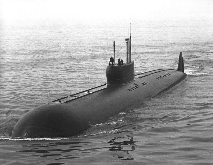 Papa class submarine 2 - Soviet submarine K-222 - Wikipedia