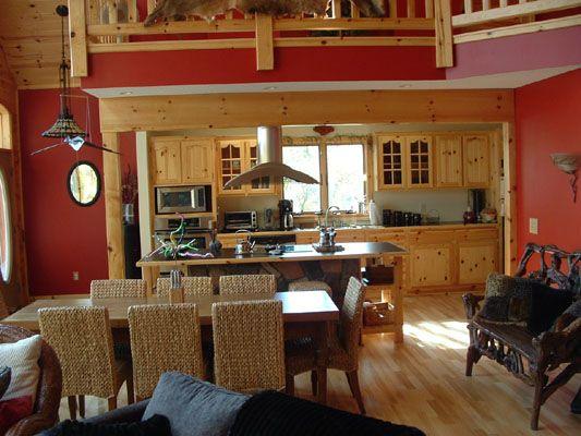 Country Kitchen Color Schemes Country Kitchen Design ArhZine