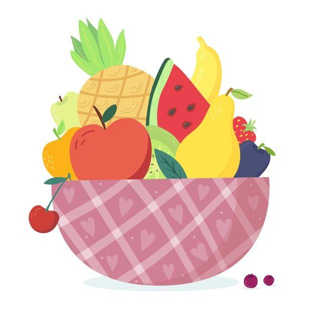 Desfrute Destas Imagens De Fruta Gratis Fruit Logo Design Fruit Illustration Fruit Logo