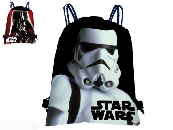 Mochila Cuerdas Star Wars - Mochila Cuerdas Star Wars, 2 modelos surtidos.