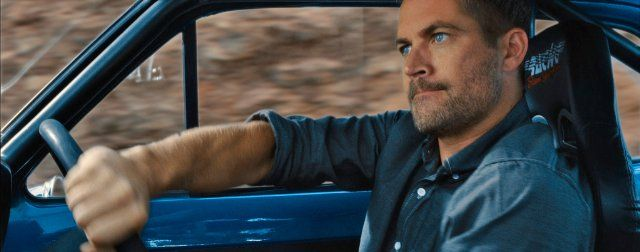 Paul Walker in Fast & Furious 6 as Brian O'Conner
