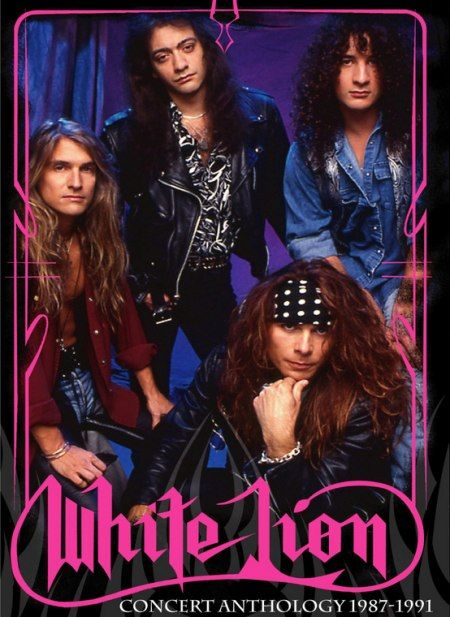 white lion band 01 hungry my music pinterest lion