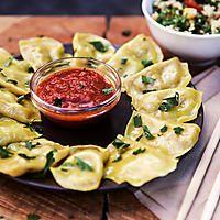 Momos - dumplings