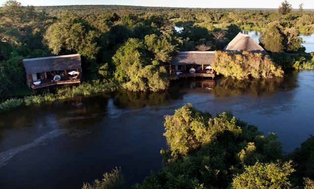 Un safari de lujo en Zambia.  Costa Realty, Bienes Raíces.  www.costarealty.com.mx