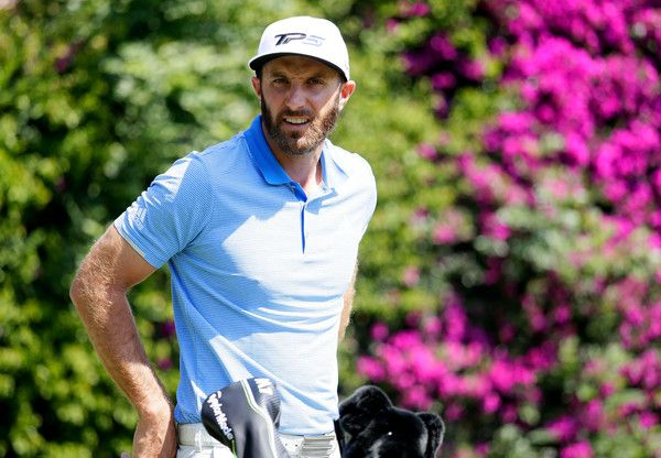 Dustin Johnson Photos Photos - Dustin Johnson warms up on the driving range during practice for the World Golf Championships Mexico Championship at Club De Golf Chapultepec on February 28, 2017 in Mexico City, Mexico. - World Golf Championships-Mexico Championship - Preview Day 2