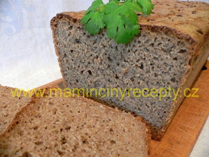 Jednoduchý kváskový chleba