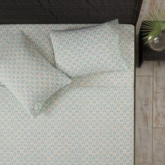 Mosley 100% Cotton Sheet Set