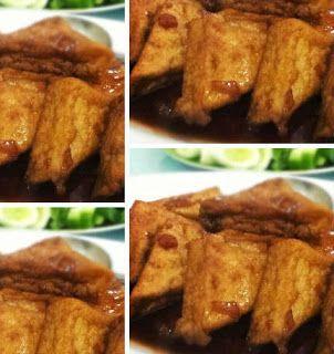 Resep Cara Membuat semur tahu http://resepjuna.blogspot.com/2016/03/resep-semur-tahu-sederhana-sekali.html masakan indonesia