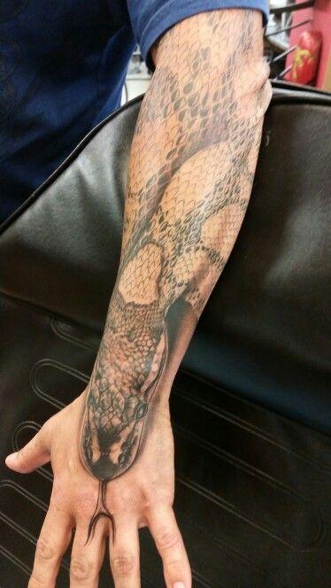 River City Tattoo in Sacramento, CA