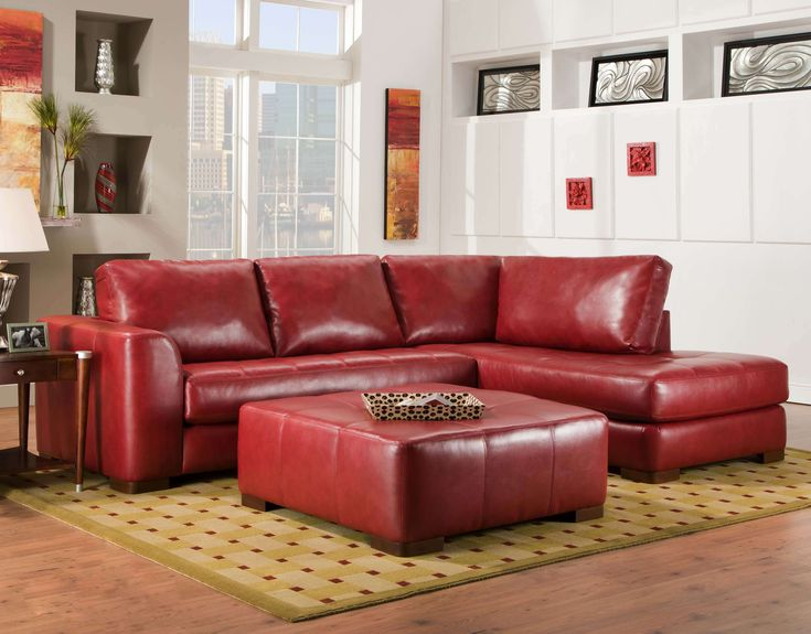 Lowest price on Chelsea Home Salem Como Bold Red 2 Piece Sectional Sofa Set 730275-6167-39962. Shop today!