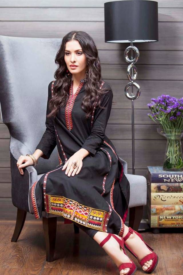 Gul Ahmed G Pret Ready to Wear Eid Collection 2014 is very colorful as it holds shirts of very beautiful and Striking Colors, shades and their...