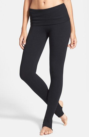 Solow Barre Stirrup Leggings available at #Nordstrom