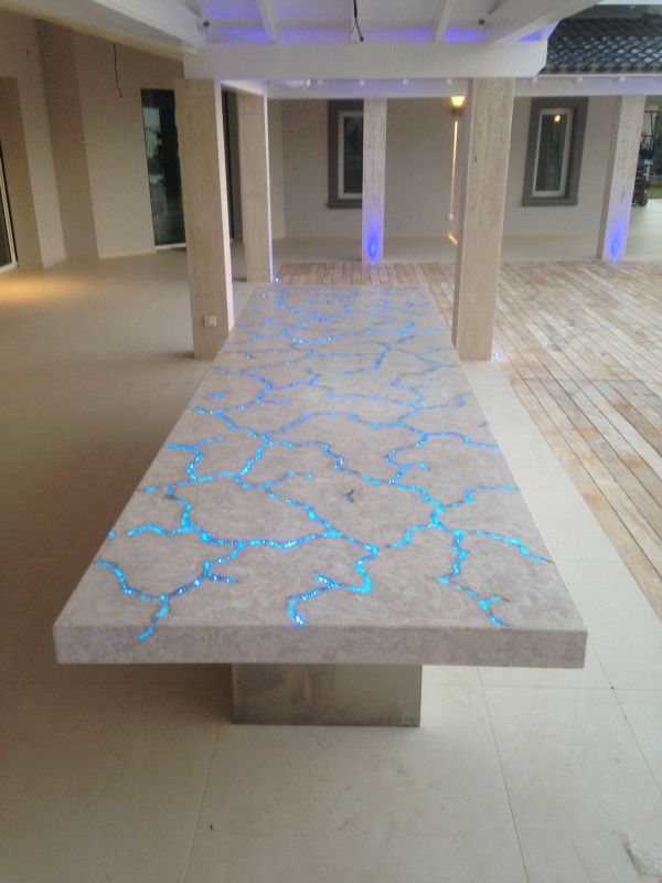 Outdoor Table St Martin U2013 Specializing In The Ultimate Concrete  Applications, We Bring Your Lifestyle To Life, Decorative Concrete Designs  U2013 NJ