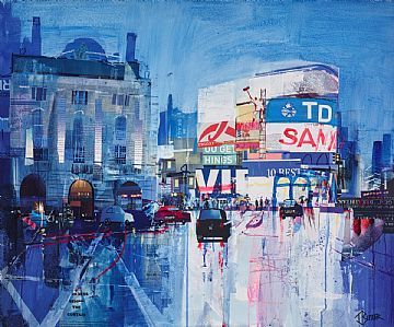 Ultra Piccadilly by Tom Butler
